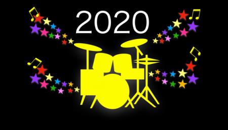 本日10日(土曜日)子どもドラムフェスタ2020です !!