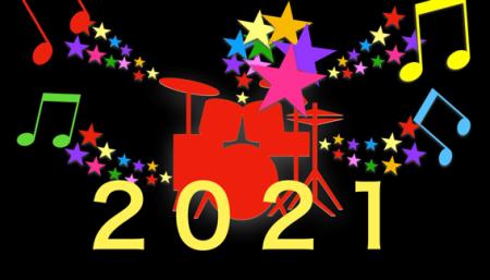 Happy New Year!! 2021(^_^)/