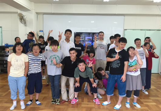 ダンス練習、大熱気!!!